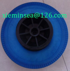 3.50-4 PU Foam Wheel pictures & photos
