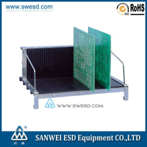 L-Style Metal Conductive PCB Circulation Rack (3W-9805407) pictures & photos