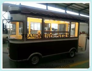 Overseas Catering Kiosk Multifunctional Coffee Booth pictures & photos