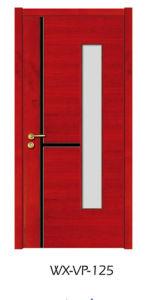 Wooden Door (WX-VP-125) pictures & photos