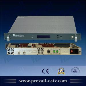 Agc 2 Inputs Indoor CATV Optical Receiver pictures & photos
