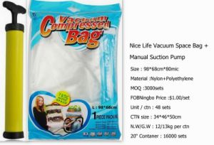 Best Price Best Sell Large Size Small Size Vacuum Bag for Clothes pictures & photos