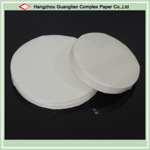 Greaseproof Silicone Treated Parchment Paper in OEM Size pictures & photos