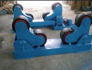 Self-Adjusting PU Rollers Welding Rotator