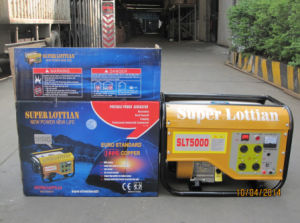 100% Copper Wire Gasoline /Petrol Generator with CE (SLT5000) pictures & photos