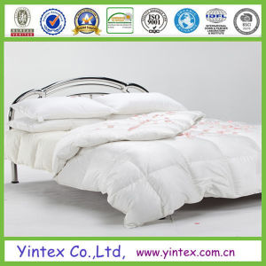 Soft White 60% Washed Duck Down Duvet (CE/OEKO, BV, SGS) pictures & photos