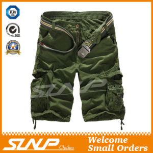 Fashion 100% Cotton Cargo Short Pant for Men pictures & photos
