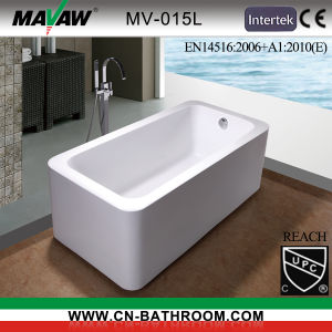 Square Freestanding Bathtub (MV-015L)