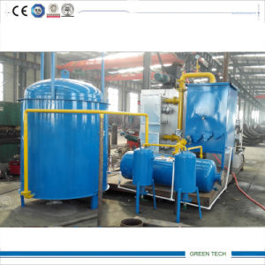 Skid Type Continuous Pyrolysis Plant 5 Ton Per 24hours pictures & photos