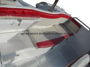 Aqualand 17feet 5.2m Fiberglass Speed Boat /Sports Fishing Boat (170) pictures & photos