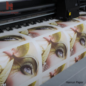 90GSM 100GSM Classical Sublimation Transfer Paper Printing Paper for Polyester Textile 1.6m pictures & photos