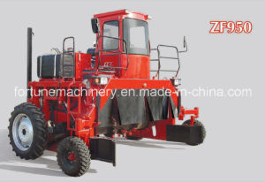 Full Hydraulic Driven Self-Propelled Compost Turner