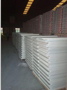 595*595*7mm PVC Laminated Gypsum Ceiling Tiles pictures & photos