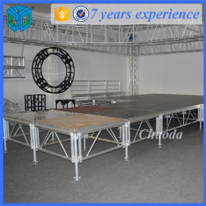 Acrylic Platform Collapsible Stage for Catwalk