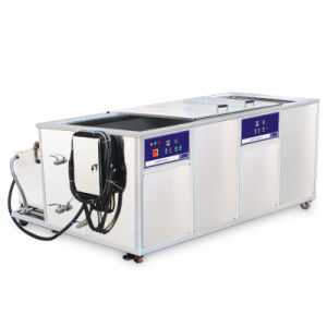 Large Industrial Ultrasonic Cleaning Washing Machine for Engine Filter Carburetor pictures & photos