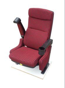 Cinema Seat Auditorium Theater Seating Chair Rocking Cinema Chair pictures & photos