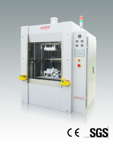 CE Approved Hot Plate Welding Machine Rich Experience (KEB-5030, KEB-6550, KEB-8060) pictures & photos