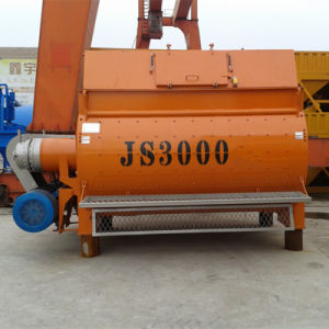 Famous Brand Xinyu Concrete Mixer (Js3000) pictures & photos