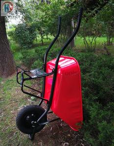 Good Quality Paint Wheelbarrow Wheel Barrow pictures & photos