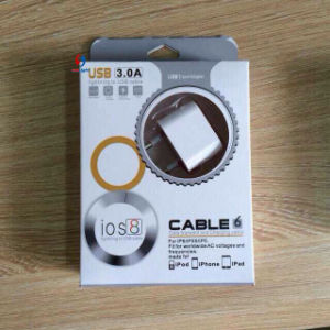 Ios8 3A Wall USB Charger for iPhone6 Plus pictures & photos