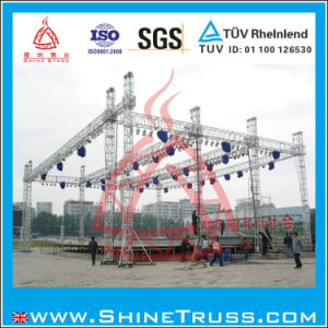 Aluminum Lighting Truss for Stage Audio, Video & Lighting Performance pictures & photos