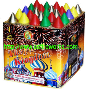 25s The Fairy Kingdom (Ca9025-L) Fireworks pictures & photos