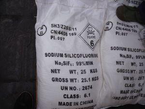 Sodium Fluorosilicate Na2sif6 pictures & photos