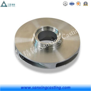 Custom Stainless Steel Lost Wax Casting Casting for Auto Parts pictures & photos