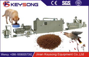 Fish Feed Extruder Poultry Animal/Pet Food Pellet Mill Machine pictures & photos