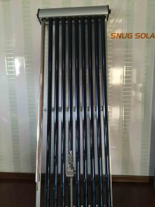U Type Heat Pipe Solar Collector for Splity Water System pictures & photos