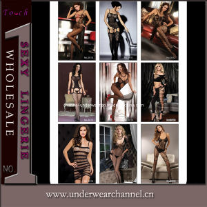 New Women′s Hosiery Body Stocking and Thigh-Highs pictures & photos