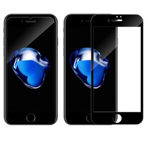 9h 2.5D Full Coverage Silk Printing Screen Protector Film for iPhone 7 (4.7 inch) (0.4mm) pictures & photos