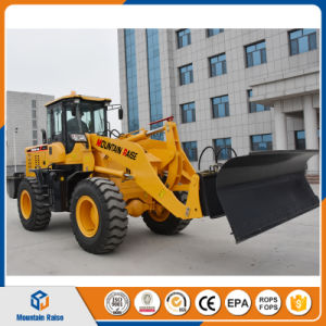 Hot Sale Snow Plow for Wheel Loader pictures & photos