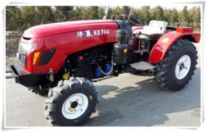 Garden Tractor Hx 704 70HP 4WD for Orchard and Greenhouse pictures & photos