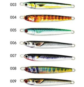Fish Pattern Printed on Lead Jig Realistic Lifelike Fishing Lure pictures & photos