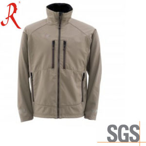New Design Windstopper and Waterproof Softshell Jacket (QF-4112) pictures & photos