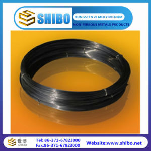 Pure Tungsten Wires for Sale with 99.95% Purity and Best Price pictures & photos