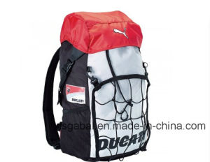 Moto Knight Sports Helmet Bag Backpack with Net Pocket pictures & photos