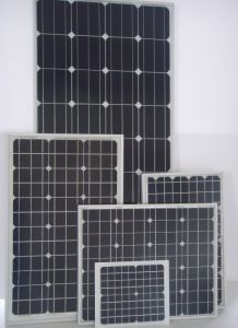 Free Cost and High Efficiency Solar Panel Generating Electricity for Processing Factory pictures & photos