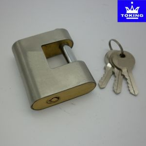 Stainless Steel Armored Brass Padlock (2107) pictures & photos