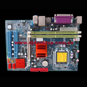 965 -775 Computer Motherboard with 2*DDR2/2*PCI/IDE pictures & photos