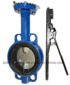 Wafer Style Butterfly Valves pictures & photos