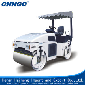 Factory Price 3000kg Mini Road Roller Made in China pictures & photos