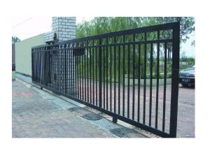 Galvanised Wrought Iron Garden Gate pictures & photos