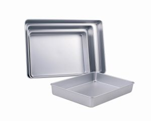 Bakeware / Alu. Baking Tray (MY1739A-MY1742A) pictures & photos