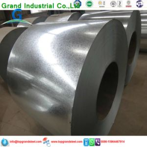 Origin China Prime Big/Small/ Mini/ Zore Spangle Galvanized Steel Coil pictures & photos