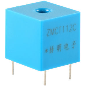 2000: 1 4.5mm Hole 100A 20ohm 0.5class PCB Mounting Current Transformer pictures & photos