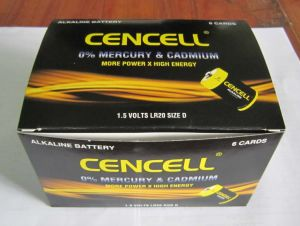 Super Quality Alkaline Dry Battery Lr14/C/Am2 pictures & photos