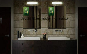 Latest IR Motion Sensor Magic Mirror Advertising Machine pictures & photos