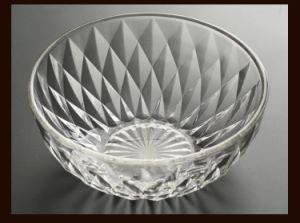 Glass Bowl/Kitchenware/Wholesale Flint Glass Bowl/Salad Glass Bowl/Ice Cream Bowl pictures & photos
